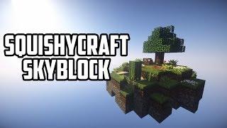 Minecraft Squishy Skyblock - Minecraft Stream highlights
