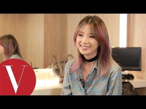 關於成為IT Girl的特質,超模Irene Kim這樣說!