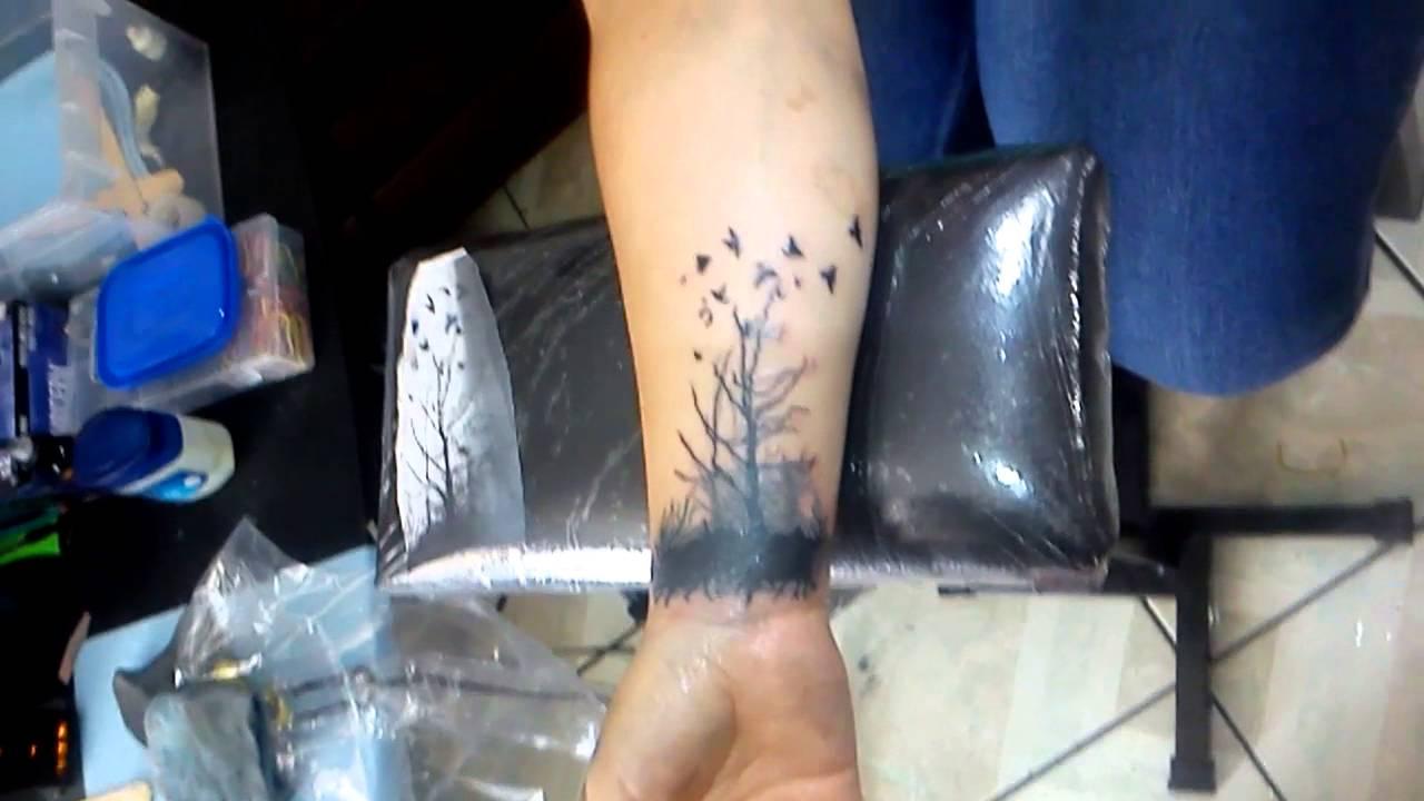 Arbol Tattoo Youtube