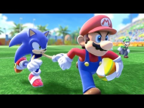 Mario and Sonic at the Rio 2016 Olympic Games – Heroes Showdown (Wii U)