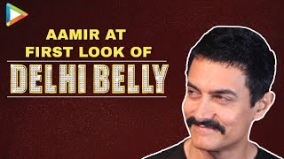 Aamir Khan at First Look Of