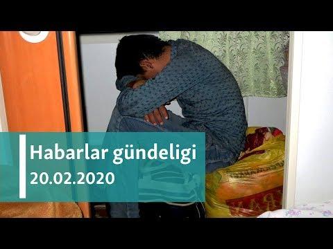 Habarlar Gündeligi - 20-nji Fewral, 2020-nji ýyl