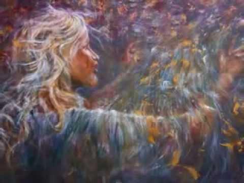 Art To Music_El Shaddai_Spiritual Paintings