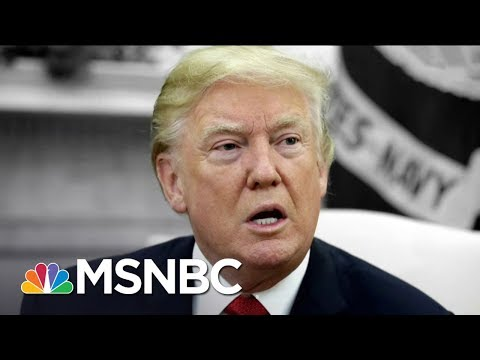 Donald Trump Blasts Justice System, Chuck Schumer & More After Terror Attack | The 11th Hour | MSNBC