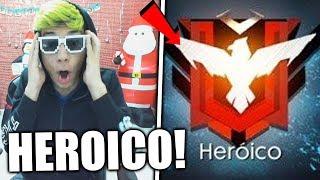 ¡HOY LLEGO a HEROICO con LA NUEVA ACTUALIZACIÓN en FREE FIRE! *épico*