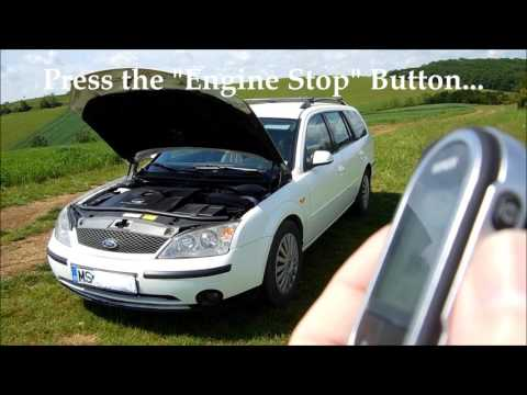 Ford Mondeo - Remote Start