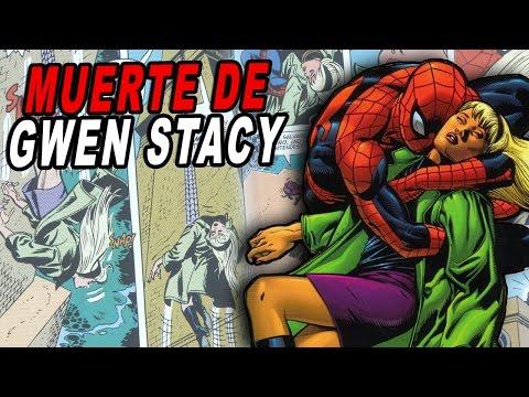 5 Datos sobre la muerte de Gwen Stacy