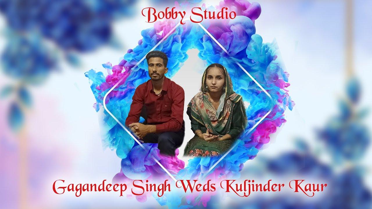 Download Gagandeep Singh Weds Kuljinder Kaur   Wedding Ceremony   Bobby Studio