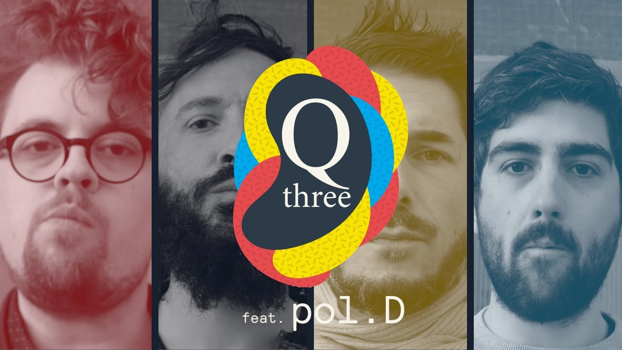 onQ.20 feat. pol.D - #Q.three