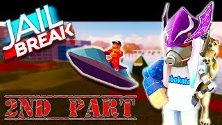 LisboKate Roblox Jailbreak MadCity Arsenal 2nd Part ( June 12th ) Live Stream HD