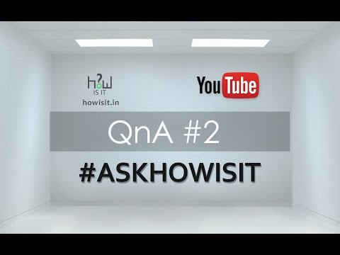#ASKHOWISIT QnA 2 | HOW IS IT | My Education , YouTube Full-time , Dance ,  2016 Goals and more