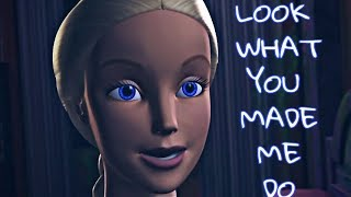 Taylor Swift - Look what you made me do (old barbie music video)