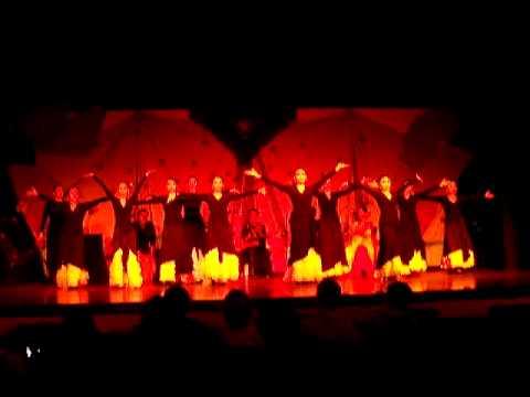 Centro Flamenco Philippines- Martinete/Spotlight