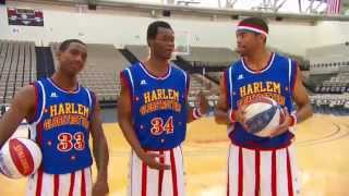 Harlem Globetrotters: How to Dunk