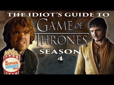 Play The Idiot's Guide to Game of Thrones (Season 4)