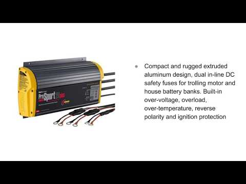 3 Bank Marine Battery Charger