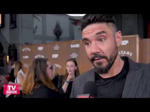 Mayans Mc Premiere at TCL chinese Theatre Hollywood California 2018