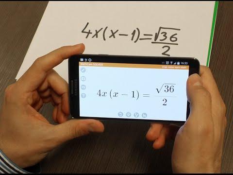 MATEK - Math Camera Solver 1.1.2581 Free Download on
