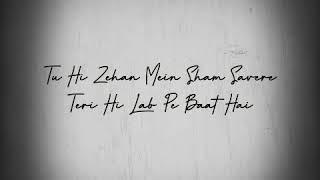 Toh Aagaye Hum (FULL LYRICS)- Mithoon feat Jubin Nautiyal   Sayeed Quadri  Ashish panda   Bhushan k