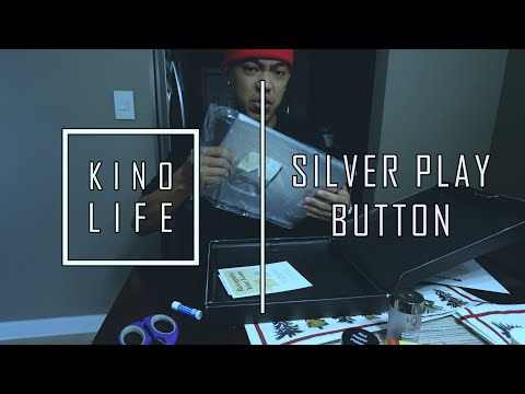KINO LIFE - SILVER PLAY BUTTON