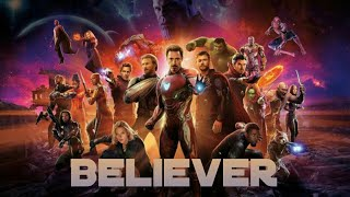 Avengers ||believer Tamil version||
