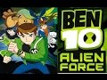 Ben 10 Alien Force All Aliens Name