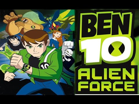 Ben 10 Alien Force All Aliens Name