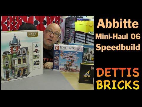 Abbitte, Mini Haul 06, Speedbuild