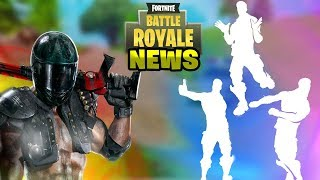 NUOVE EMOTE & H1Z1 GRATIS PS4! ⛏️ Fortnite Battle Royale News - Pazzox
