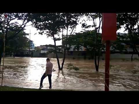 Banjir (Flood) in Balikpapan 29 Agustus 2017