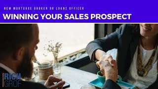 New Mortgage Broker or Loans Officer; Winning Your Sales Prospect Part 4;  Interest Rate Objections