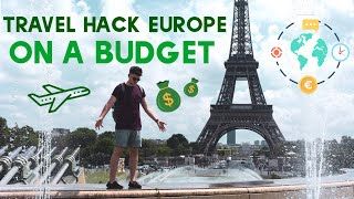 TRAVEL HACK EUROPE ON A BUDGET (Cheap student travel)   Budget Buses, Eurostar & Ryanair (& more)  