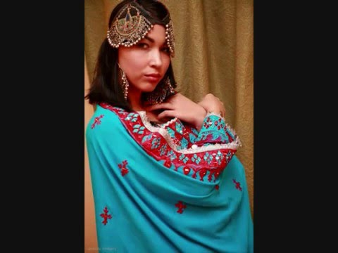 Traditional Afghan Dresses from Afghanistan