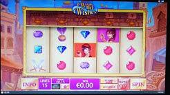 Online Casino Club - Wild Wishes