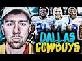 PLAYING MADDEN LIKE THE DALLAS COWBOYS! MADDEN 17 CHALLENGE