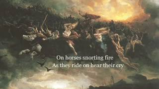 Ghost Riders in the Sky - Johnny Cash - Full Song thumbnail
