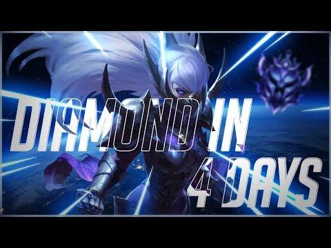 TF Blade | Diamond in 4 DAYS! (TR region)