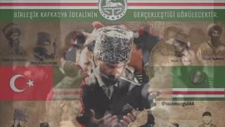 Cahar Dudayev ve Şamil Basayev | Bağımsız Çeçenistan