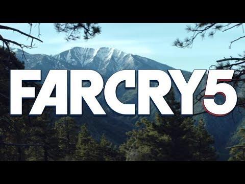 FAR CRY 5 - PRIMEIRO TEASER TRAILER