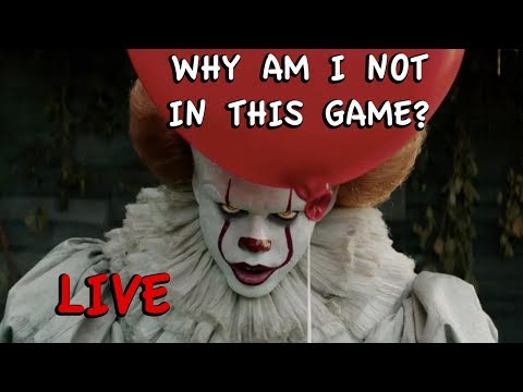 WHERE'S PENNYWISE?!?! - Dead by Daylight Live