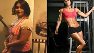 Amazing 25 Female Body Transformation - Before and After Weight Loss Pictures