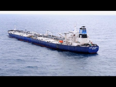 Ghost in the Gulf: Why Did This Oil Tanker Disappear?