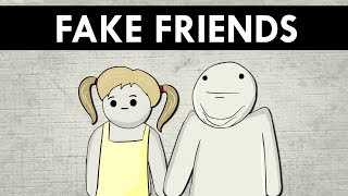 MEANING Of BFF (Best Fake Friend)