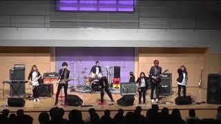 2018.4.14(土) 軽音4団体合同学ホライブ 【バンド】 MORI NO KUMASAN ...