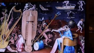 САД ЗЕМНЫХ НАСЛАЖДЕНИЙ  . ДВОРЕЦ МЕНШИКОВА .(Иерони́м Босх (около 1450—1516 ) нидерландский потомственный художник, один из крупнейших мастеров периода..., 2016-12-08T14:20:25.000Z)