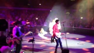 Cada Beso - Sasha, Benny y Erik En Aguascalientes