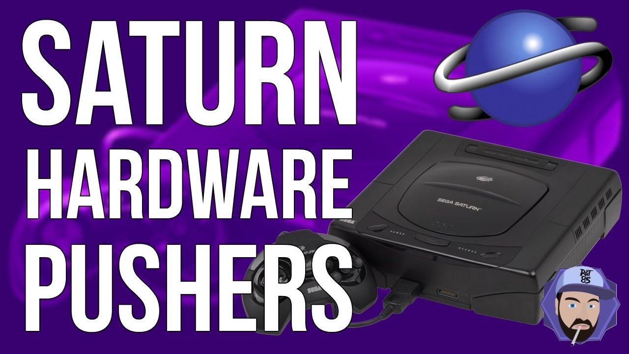 Saturn Games That Push Hardware Limits Hardware Pushers
