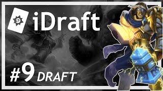 Hearthstone: iDraft - 9 - Draft (TGT Paladin Arena)
