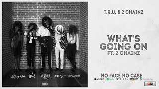 Gambar cover Worl - What's Going On Ft. 2 Chainz (No Face No Case)