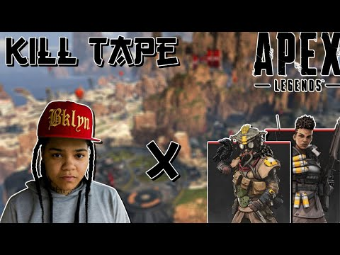 [Apex Legends]PS4 DwightFouRTimez X Young Ma Kill Tape
